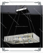 contemporary style crystal hanging lamp Pendant LED Light Model MD7129-40