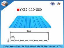 Building steel galvanized zinc metal roof tile