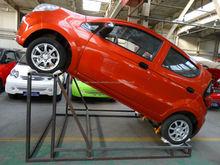 Pequeños vehículos eléctricos de 4 ruedas de alta velocidad en China (EEC)