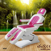 2013 whoelsale automatic facial spa bed&electric massage table& portable table de massage for sale kzm-8806