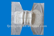 Comfortable breathable absorption disposable adult diaper