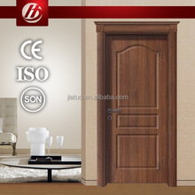 2014 Hot Sale P-58 Cheap interior PVC wooden door for home using