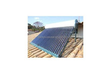 good quality vacuum tube solar water heating system