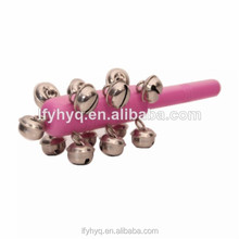 hand Jingles Bell Stick with 13 Jingles