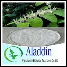 100% top quality natural Resveratrol bulk powder, resveratrol 98%, from big factory