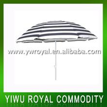 Outdoor Sun Protect Standard Size Beach Umbrella