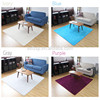 Rubber backed washable rugs shaggy contemporary area rugs carpet
