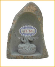Carving Stone Buddha For Garden Statue
