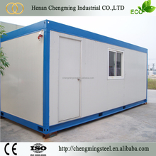 solid economical prebulit mobile 20ft 40 shipping 4 bedroom oil office