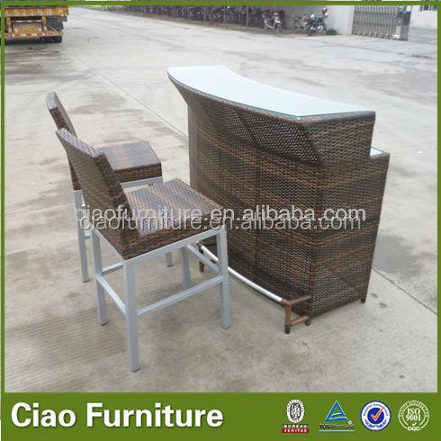 Plastic Outdoor Corner Bar And Pub Furniture For Sale Buy Plastic Outdoor Bar Furniture Corner