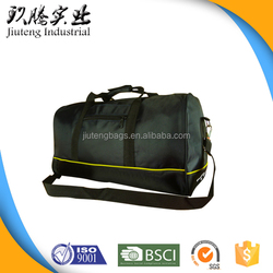 Large Capacity Men Leather Gym Bag Personalized with OEM ODM