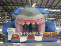 commercial inflatable water slide game on sale !!!
