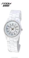 Ceramice alloy case women's watch fashion watch