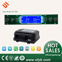 The Newest Clock Humidity And Temperature Meter SF-536
