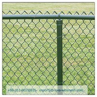 Chain link wire mesh/ chain link fence specifications