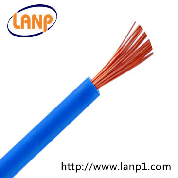 Blue Color Single Core Electrical Wire - Buy Single Core Electrical ...