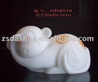 DS-088C chinese style zodiac monkey figurine art collection