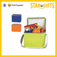 China manufacturer insulated non woven cooler bag recycled cooler bag cheap lunch bag