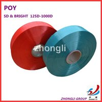 100% high tenacity polyester filament yarn