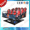 Hot sale 3d 4d 5d 6d cinema theater movie motion chair seat hot sales