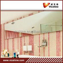 1.8mm aluminum mirror glass/aluminum mirror/wholesale Qingdao aluminum mirror glass/ccc,ce,iso certificate