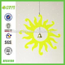 Sol de acrílico/colgador de plástico con la campana