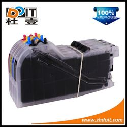 Hot in Europe LC125 refill ink cartridge for Brother MFC-J4410DW without ink