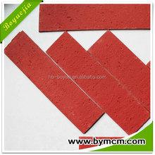 Modern Wall decorative materials lightweight flexbile wall brick cladding thin brick interior walls