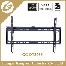Tilting down 15 degree Tv Wall Mount Bracket suits for 32-65 Inch LCD TV