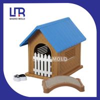 outdoor plastic dog house for sale