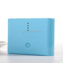 Wholesale cell phone chargers Fashion travel 10000mah Mobile Power Bank