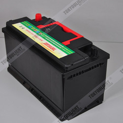 Factory supply Sealed Lead Acid Calcium Battery 12v 100a CE/Rohs