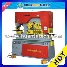 Q35Y Angle Steel Cutting Machine , Channel Cutting Machine ,Ironworker