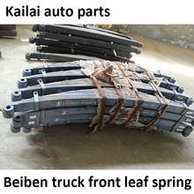 Beiben heavy truck 505 320 0302 leaf spring