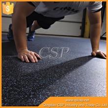 High density crossfit gym anti slip rubber mat,rubber floor mat