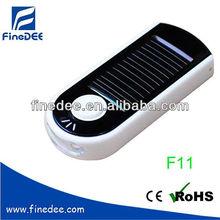 Blinking Ni-cd Battery LED Solar Flashlight