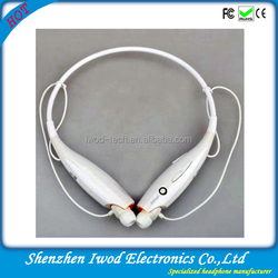 wireless communication earpiece for lg tone hbs730 apple iphone 5s from shenzhen factory for world cup 2014