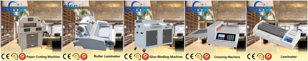 520mm Guillotine Papier Coupe Machine Prix