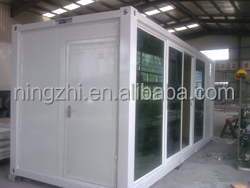 portable container SHOP/mobile container store/moving store container made in china