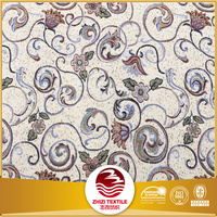 Yarn dyed tc jacquard covering sofa cushion fabric made by 210d polyester fabric