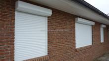 Warmly Insulated Roller Window For Sunshade/House Windows