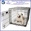 Top Quality Wire Pet Cage/48 Inch Metal Collapsible Dog Cage