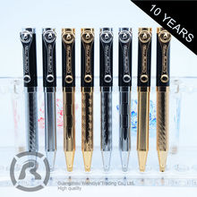 Wholesale Fancy Get Your Own Designed Retractable Mechanism Ball Pen With Custom Printed Logo