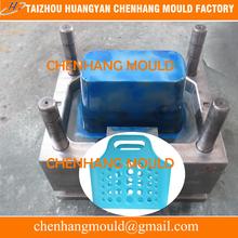 En plastique taizhou cuisine moule