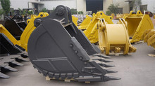 EC330 digger spares, Volvo excavator bucket for sale, 1.6M3 rock bucket for sale