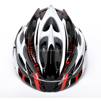 High quality security mesh liner cheap bicycle bike helmet