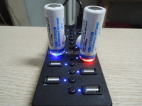 Recharging from any USB port 18650 Li ion Battery