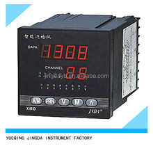 Hot sale Digital multi channel temperature controller for industrial automation alarm instrument made in china
