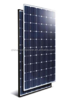 good quality with full certificates panel solar 145w monocrystalline pv module for home use