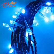 Wholesale high quality christmas lights 2015 led christmas string light new 4 colors low voltage powered led string light